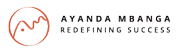 Ayanda Mbanga Communications Mobile Logo