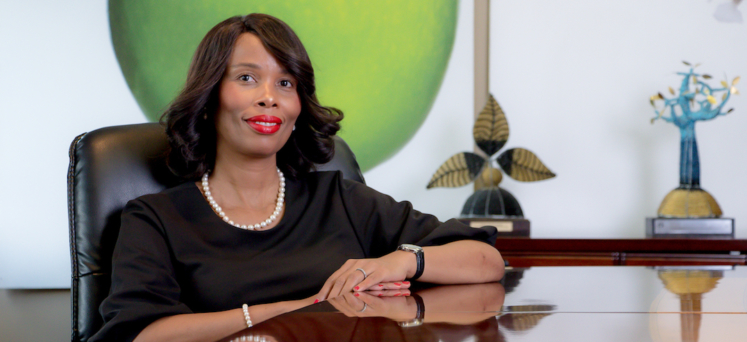 Lindi Moabi, the head of client services at Selekane Asset Management Consultants