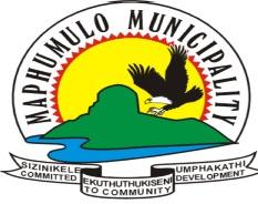 Maphumulo Municipality logo