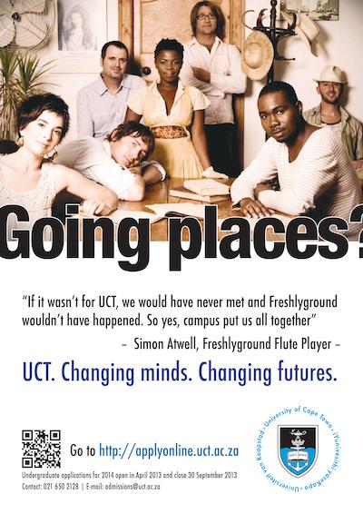 UCT REGISTRATION CAMPAIGN